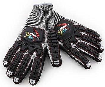 D Vein Lobster Gloves for Diving