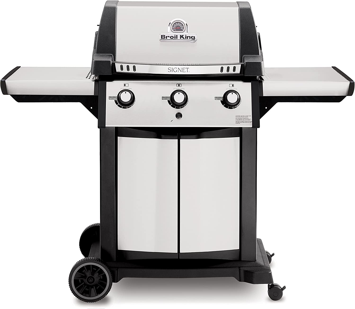 The Broil King Signet 320 grill review