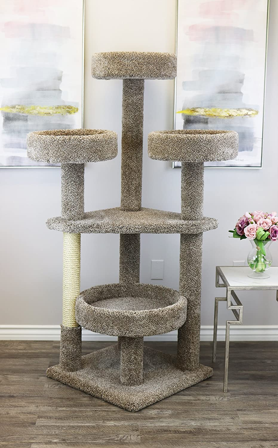 Prestige Cat Tress Cat Tower
