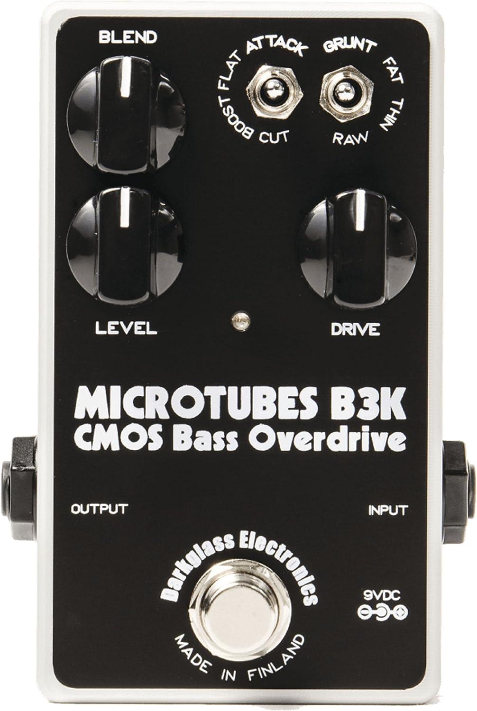 Darkglass Electronics Microtubes B3K V2 Bass Overdrive Pedal