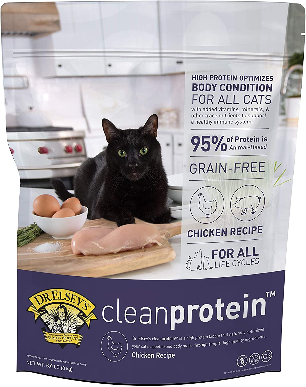 DR Else cat dry food