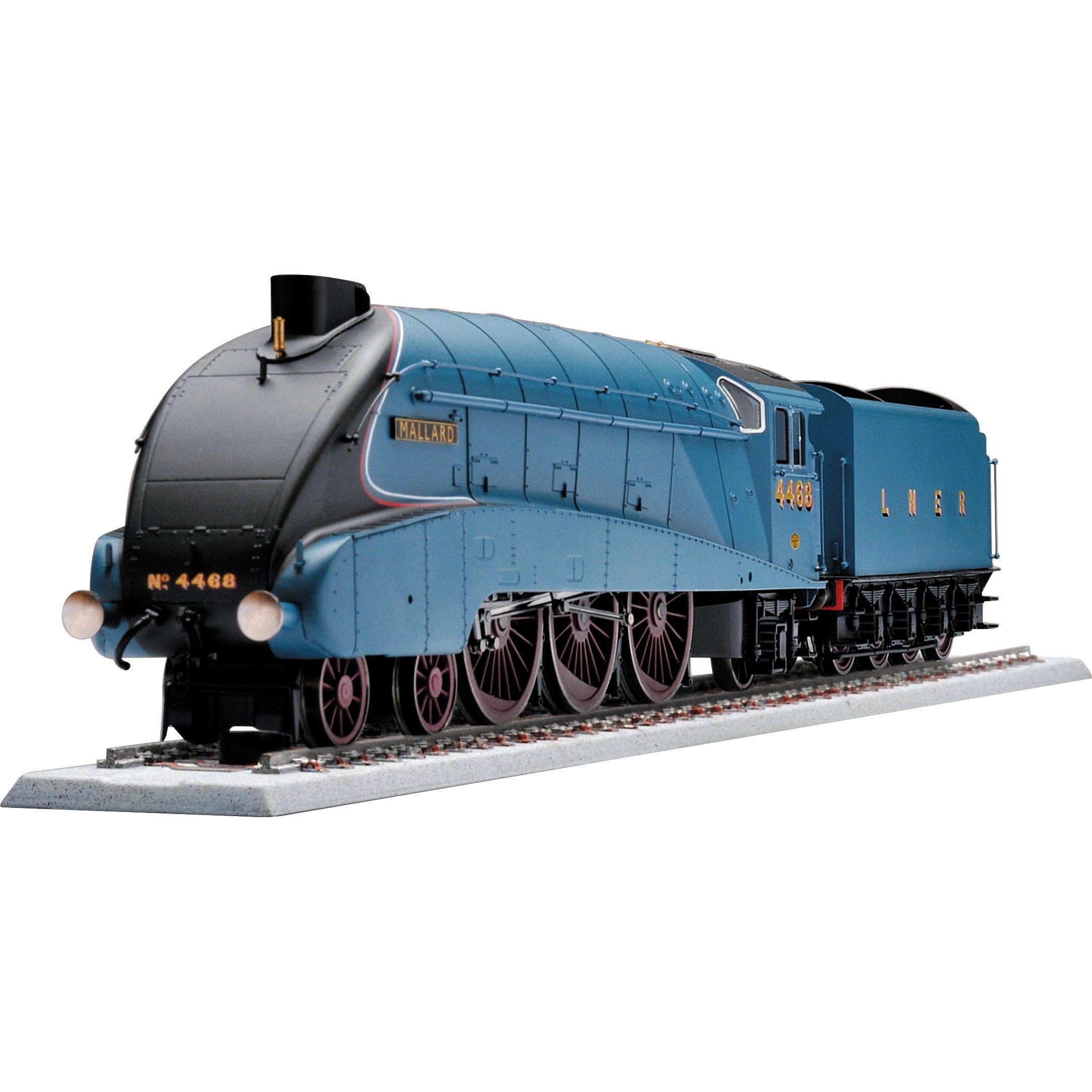 Corgi 1/120 NRM LNER 4-6-2 Mallard A4 Class (Garter Blue) Assembled Diecast Train Model