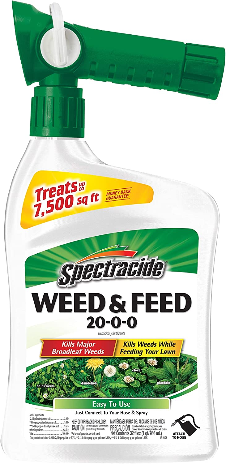 Spectracide Weed & Feed 20-0-0