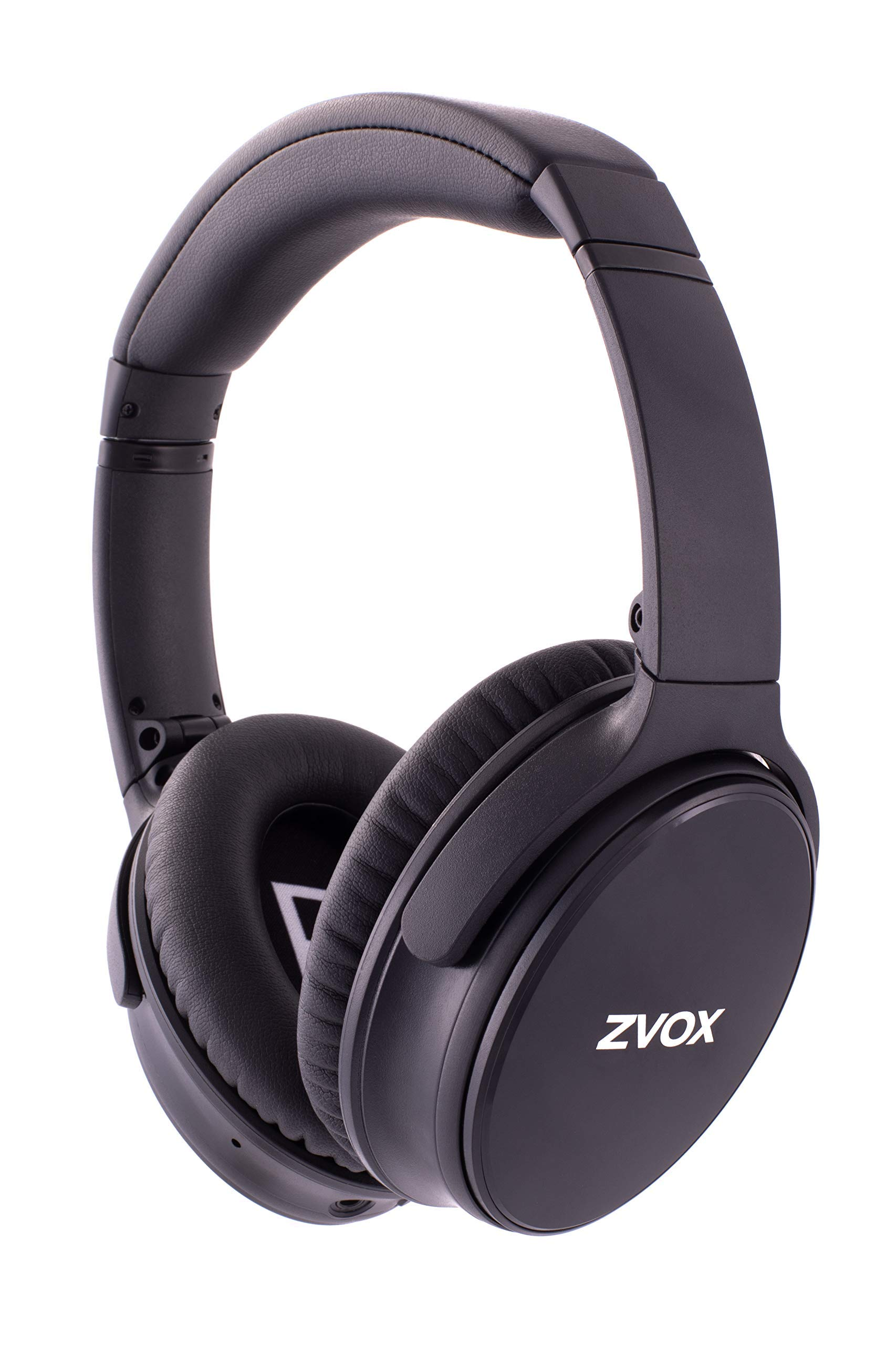 Zvox Voice Clarifying Noise Cancelling Bluetooth Headphones Accuvoice Av50 Black Buy Online In Kuwait Zvox Products In Kuwait See Prices Reviews And Free Delivery Over Kd 20 000 Desertcart