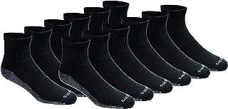 Men's Dri-tech Moisture Control Quarter Socks Multipack