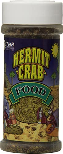 Florida-Marine-Research-Hermit-Crab-Food