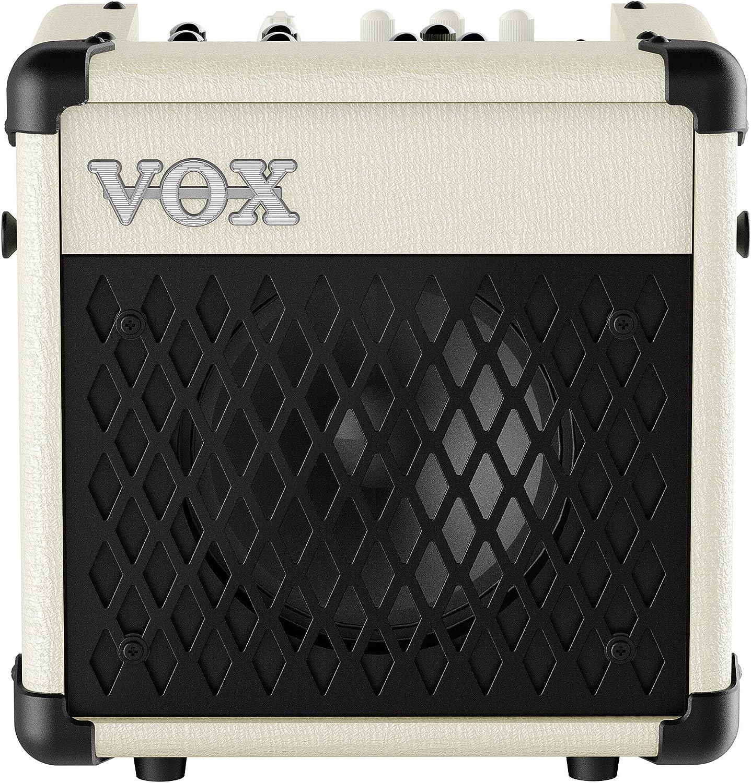 Vox Mini5 Rhythm Battery-Powered 5W Modeling Amplifier