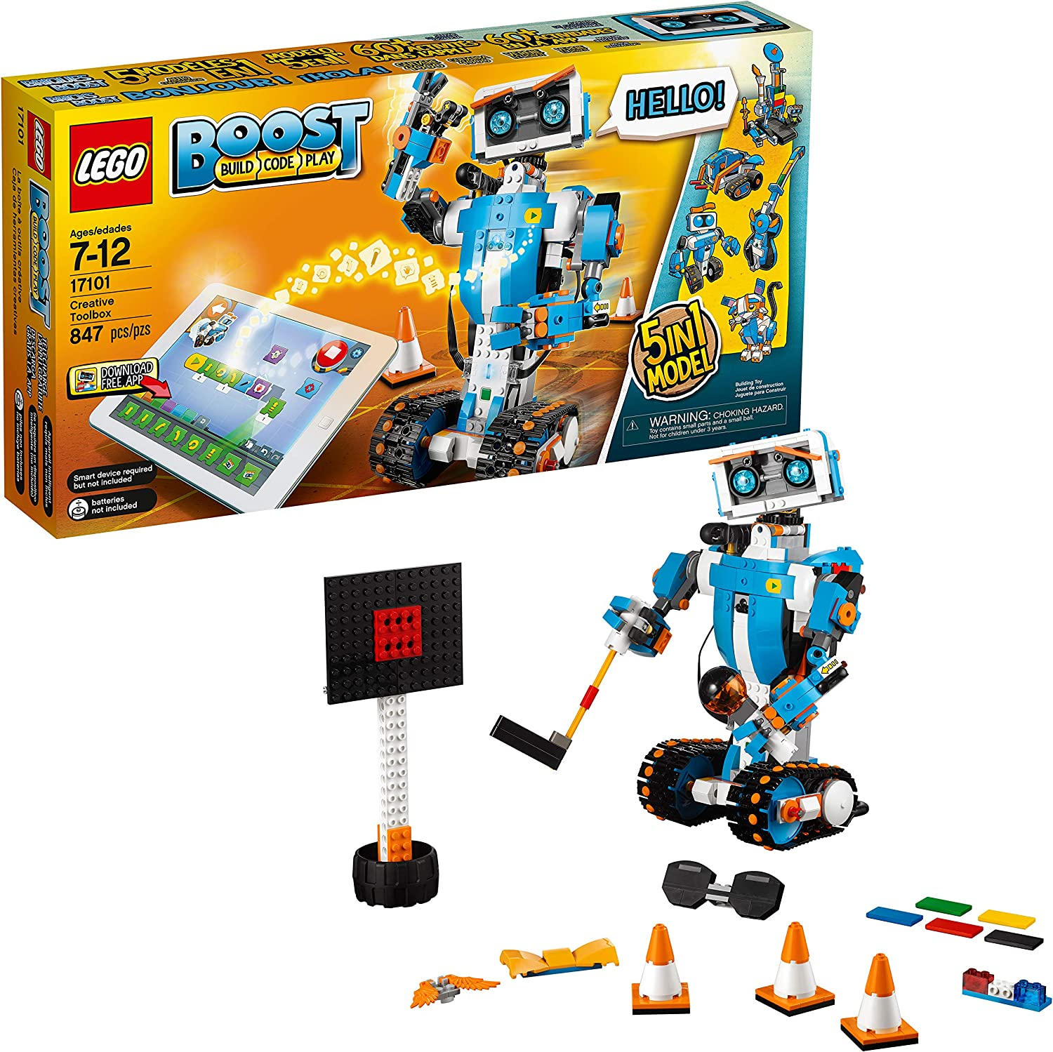 Top 10 Best Robotics for Kids (2020 Reviews & Buying Guide) 9