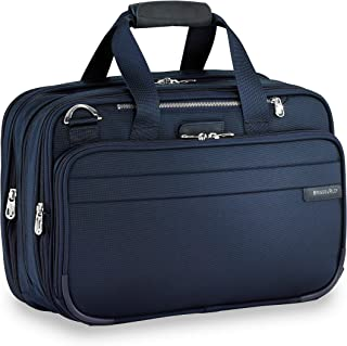 Briggs & Riley Baseline-Expandable Cabin Bag, Navy, One Size