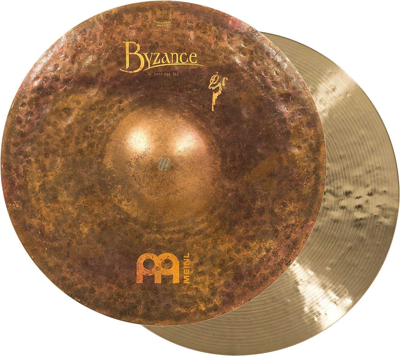 Meinl Cymbals B14Sah Byzance 14-Inch Vintage Sand Hi Hat