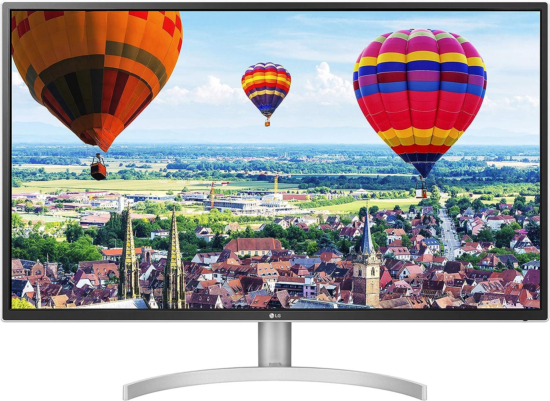 LG 32QK500-C 32″ (2560 x 1440) QHD LED IPS Monitor with Radeon FreeSync.