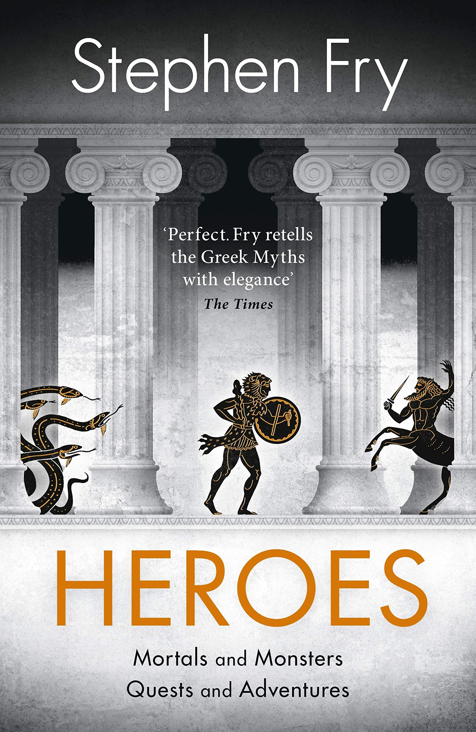 Heroes: The Greek Myths Reimagined book cover