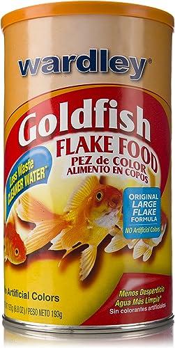 Wardley-Goldfish-Food