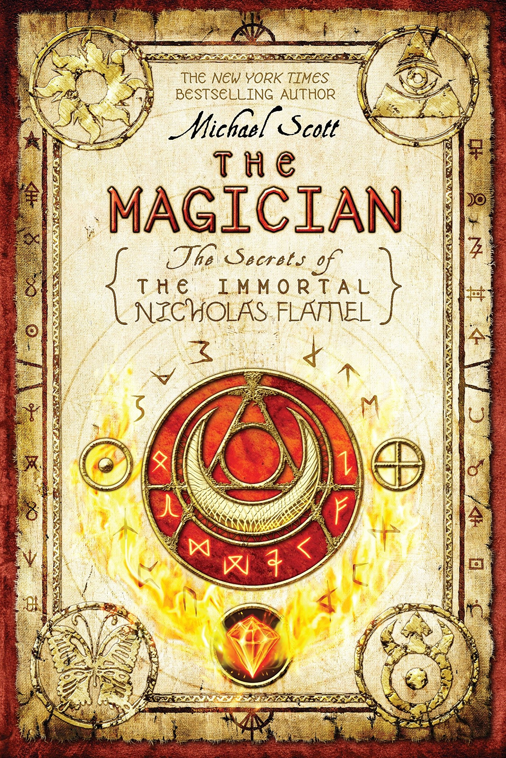 the secrets of the immortal nicholas flamel series in order