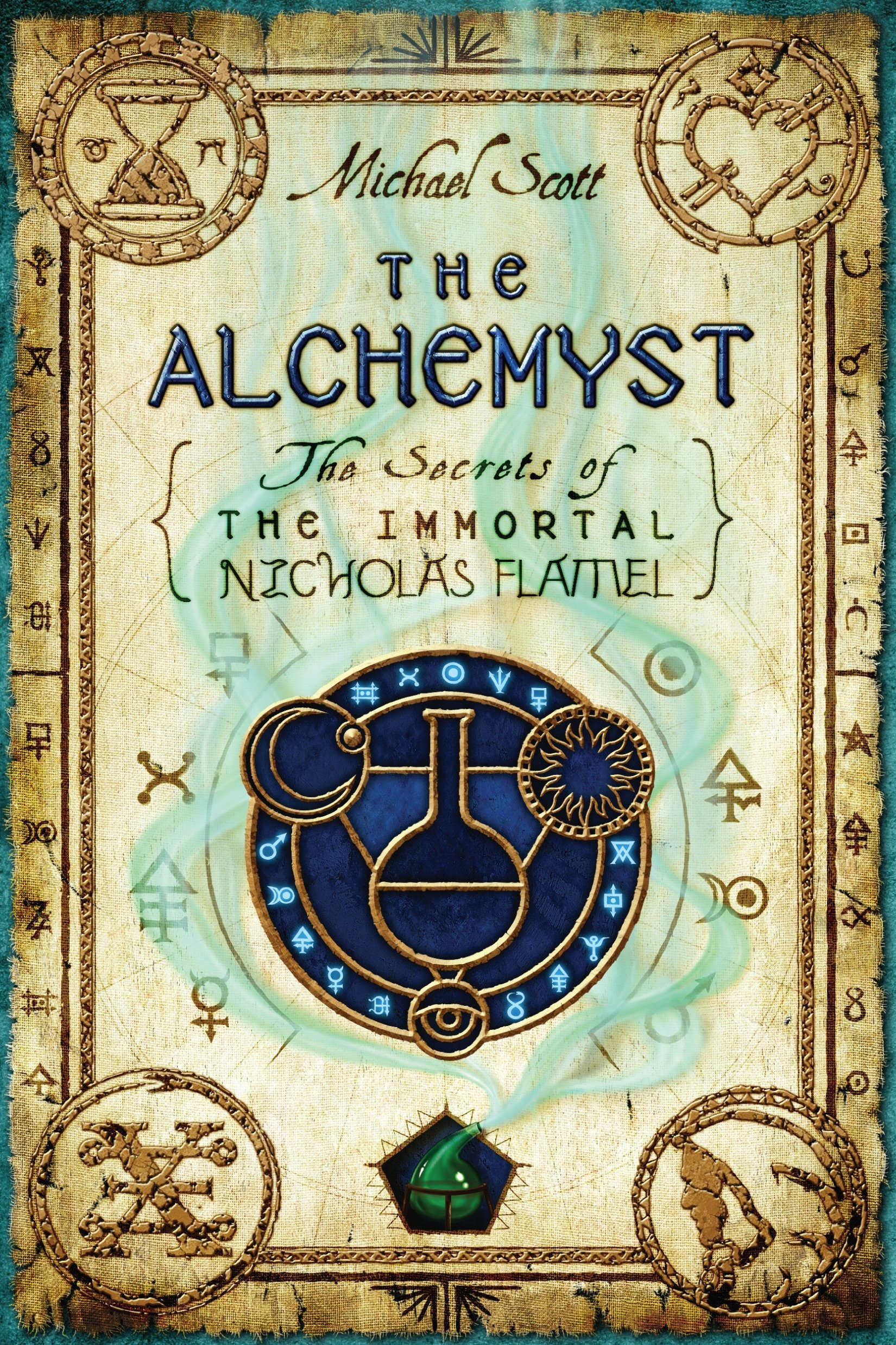 The secrets of the Immortal Micholas Flamel series order