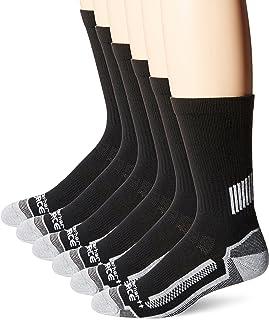 Men's Force Multipack Performance Work Crew Socks