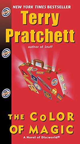 Books on Sale: The Color of Magic by Terry Pratchett & More