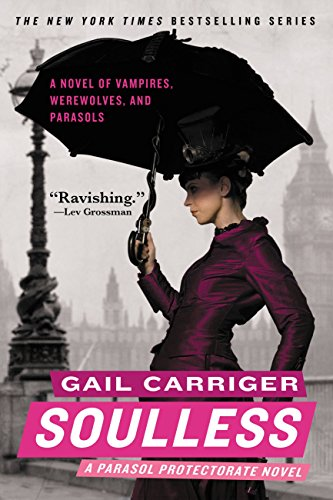 Books on Sale: Soulless by Gail Carriger & More