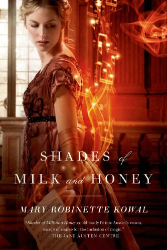 Books on Sale: Shades of Milk and Honey by Mary Robinette Kowal & More