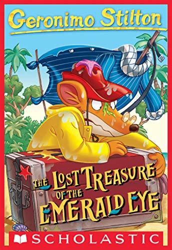 Geronimo Stilton: The Lost Treasure of the Emerald Eye