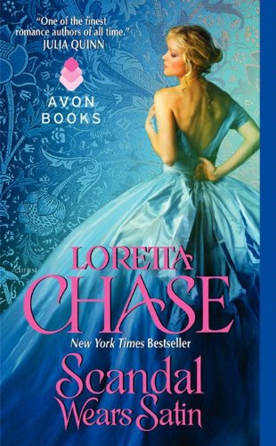 Books on Sale: Scandal Wears Satin by Loretta Chase & More