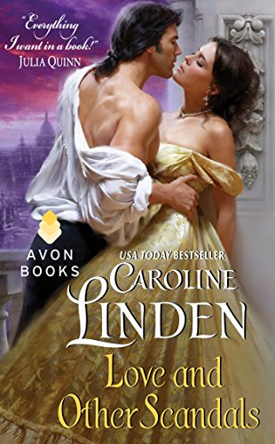 Books on Sale: Love and Other Scandals by Caroline Linden & More