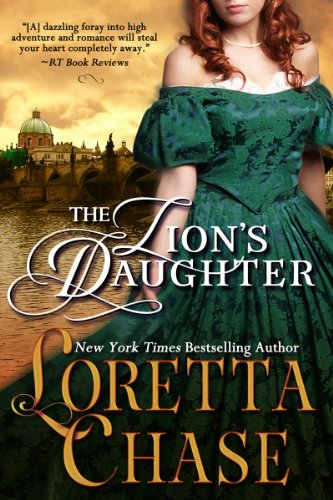 Books on Sale: The Lion's Daughter by Loretta Chase & More
