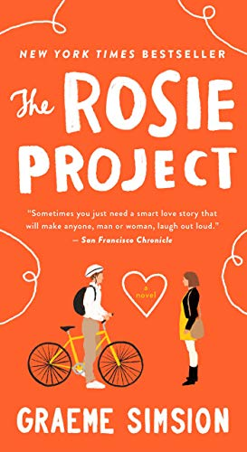 Books on Sale: The Rosie Project by Graeme Simsion & More