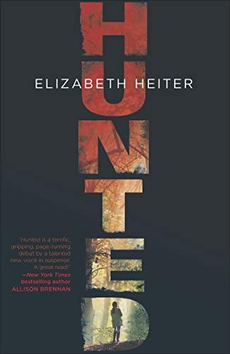 Hunted by Elizabeth Heiter