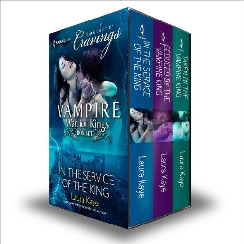 Vampire Warrior Kings Boxed Set
