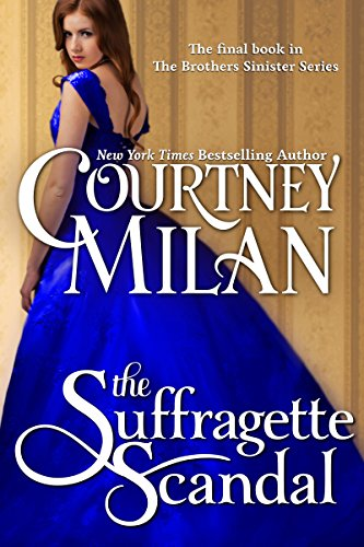Books on Sale: The Suffragette Scandal by Courtney Milan & More