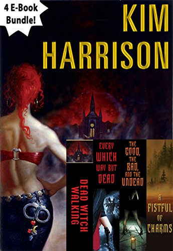 Kim Harrison Hollows Bundle #1 by Kim Harrison