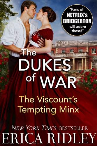 The Viscount's Tempting Minx