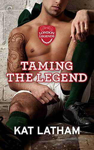 Books on Sale: Taming the Legend by Kat Latham & More