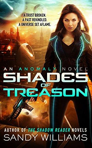 Shades of Treason by Sandy Williams