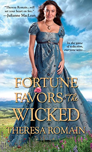 Books on Sale: Fortune Favors the Wicked by Theresa Romain & More
