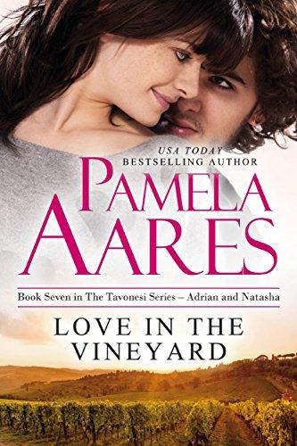 Books on Sale: Love in the Vineyard by Pamela Aares & More