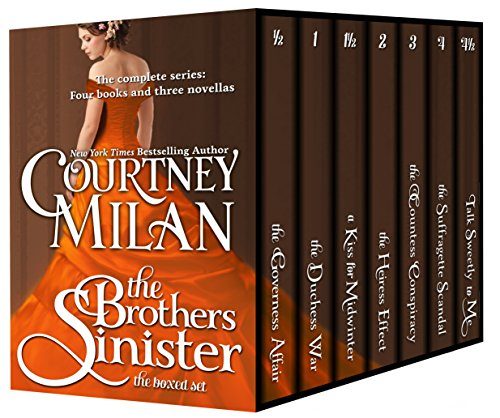 The Brothers Sinister: Complete Boxed Set