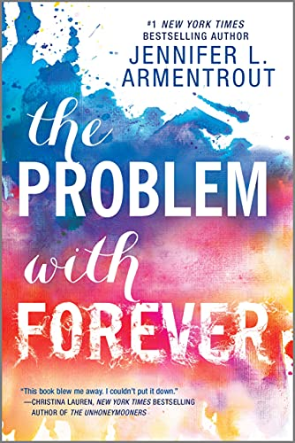 Books on Sale: The Problem with Forever by Jennifer Armentrout & More
