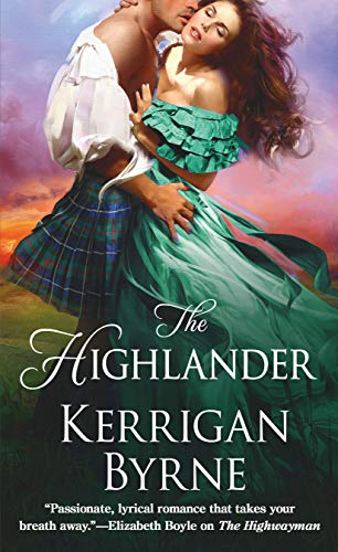 The Highlander by Kerrigan Byrne