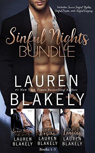 The Sinful Nights Bundle: Books 1-3