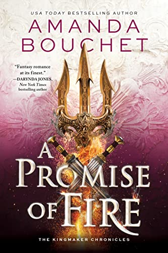 Books on Sale: A Promise of Fire by Amanda Bouchet & More
