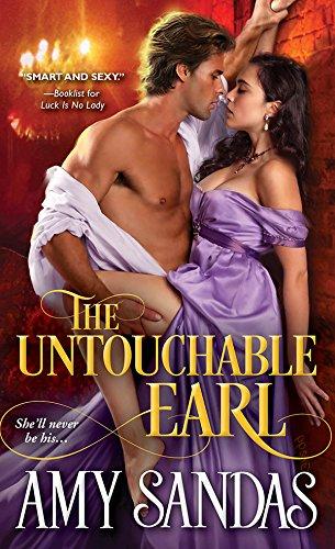Books on Sale: The Untouchable Earl by Amy Sandas & More