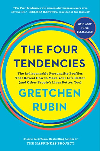 Books on Sale: The Four Tendencies by Gretchen Rubin & More