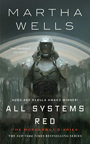 Books on Sale: All Systems Red by Martha Wells & More