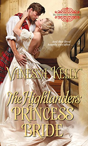 Books on Sale: The Highlander's Princess Bride by Vanessa Kelly & More