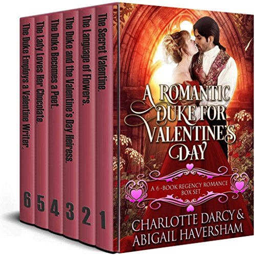 A Romantic Duke for Valentine's Day by Charlotte Darcy