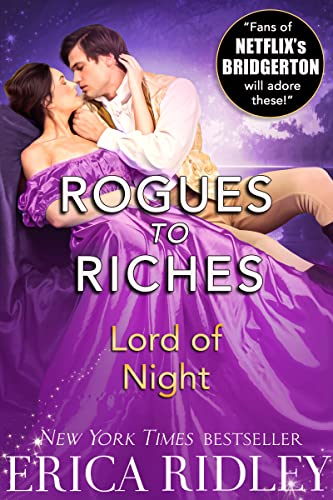 Lord of Night by Erica Ridley