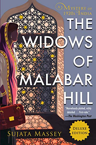 Books on Sale: The Widows of Malabar Hill by Sujata Massey & More