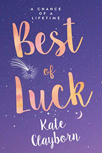 Books on Sale: Best of Luck by Kate Clayborn & More